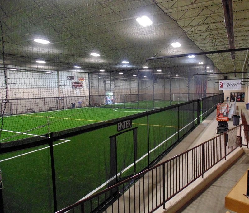 Athletic Complex Fencing
