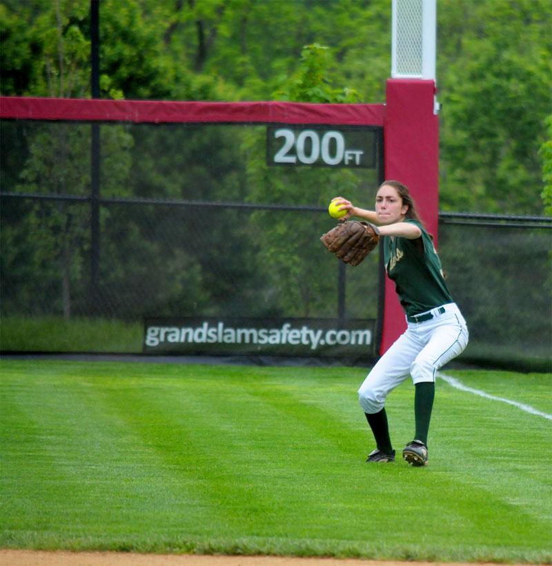 Girl's Softball Safe with SPECTO