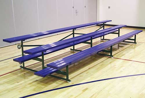 Bleachers and More
