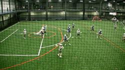 Indoor Netting for Lacrosse