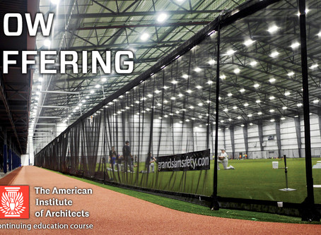 Grand Slam now offers AIA Education Credits