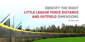 Little League Fence Distance