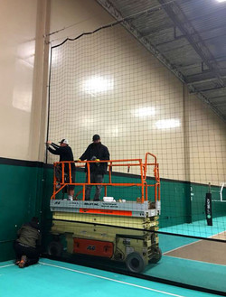 Indoor Netting for Volleyball