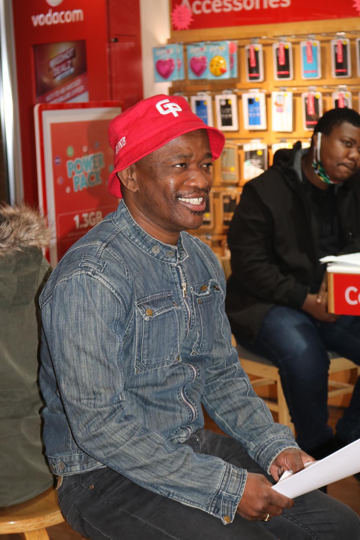 Axtel Co Vodacom 4U in Fourways