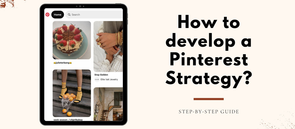 How to develop a Pinterest Strategy to help your SEO?