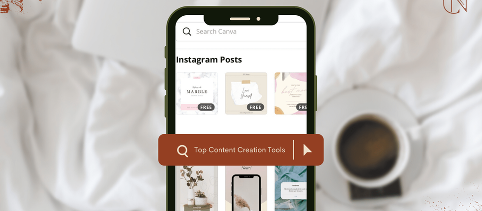 Four Content Creation tools every content creator needs