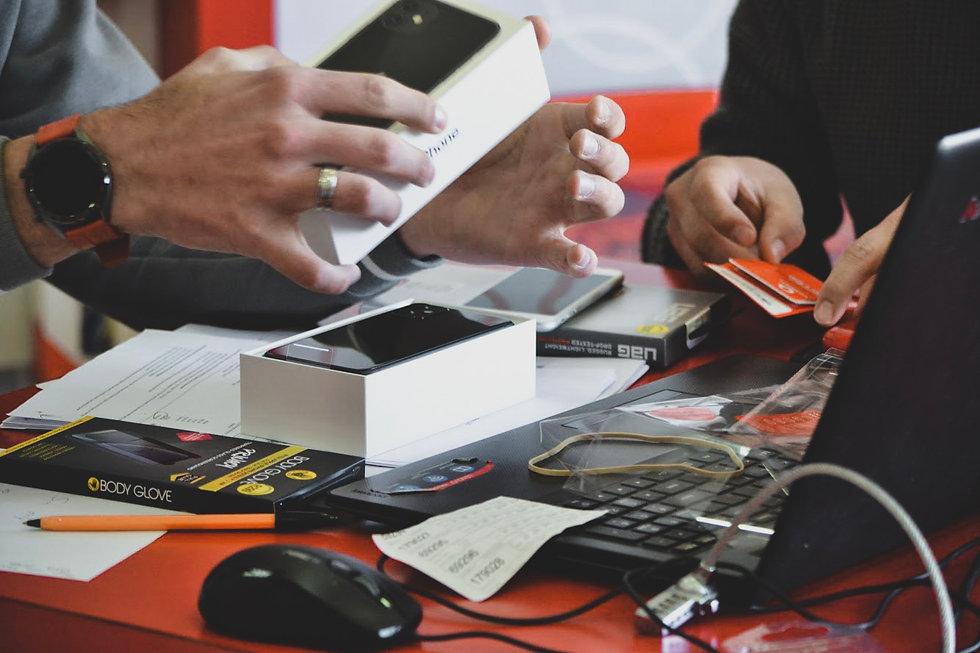 Vodacom customer Care online