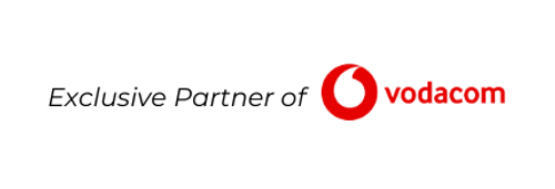 Exclusive Partner of Vodacom.png
