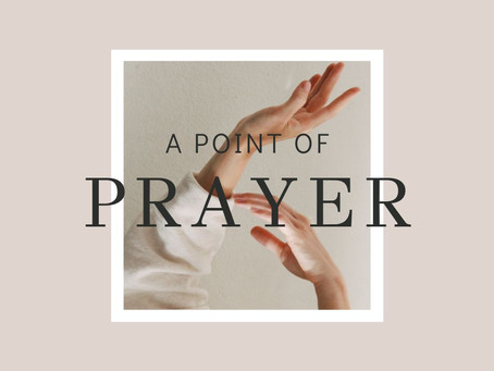 A Point of Prayer