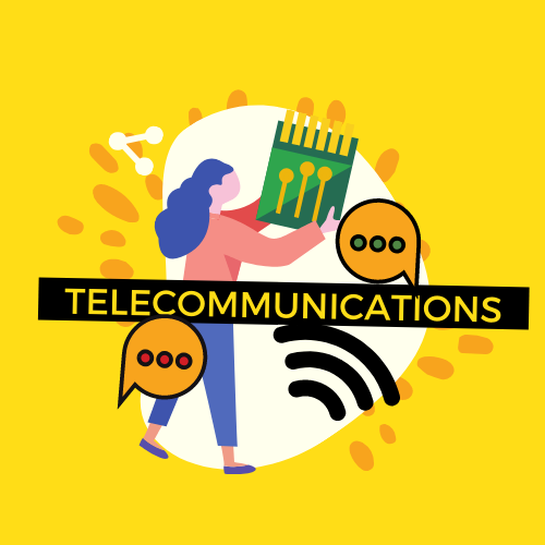 Telecommunication & #supportlocal