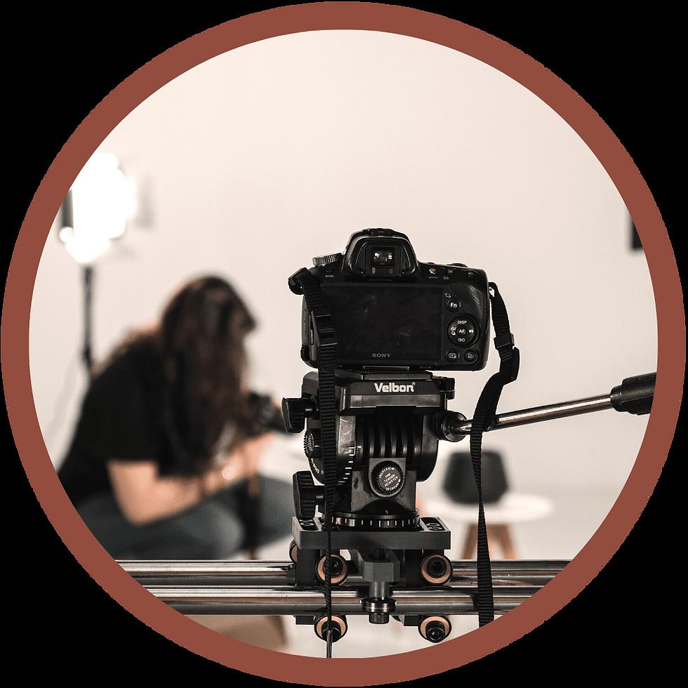 Digital Content Marketing Shoot