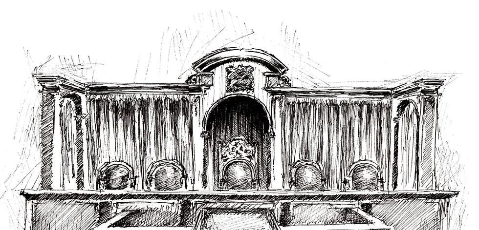 High Court Illustration