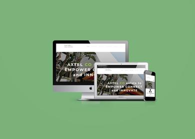 Graphic Design & Website