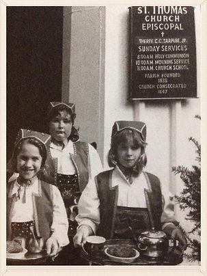 Norwegian Tea, 1987