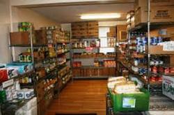 Hamilton Food Cupboard