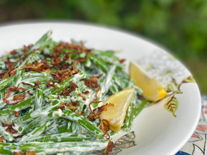 Herbed Green Bean Salad