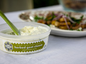 Herb Smashed Potatoes
