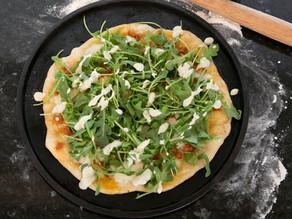 Moroccan Merquez Pizzas