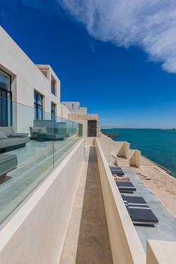 Le Palais Rhoul Dakhla | hotel spa | vue d'ensemble
