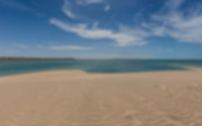La dune blanche avec nos moniteurs certifiés chez l'agence kiteluxe