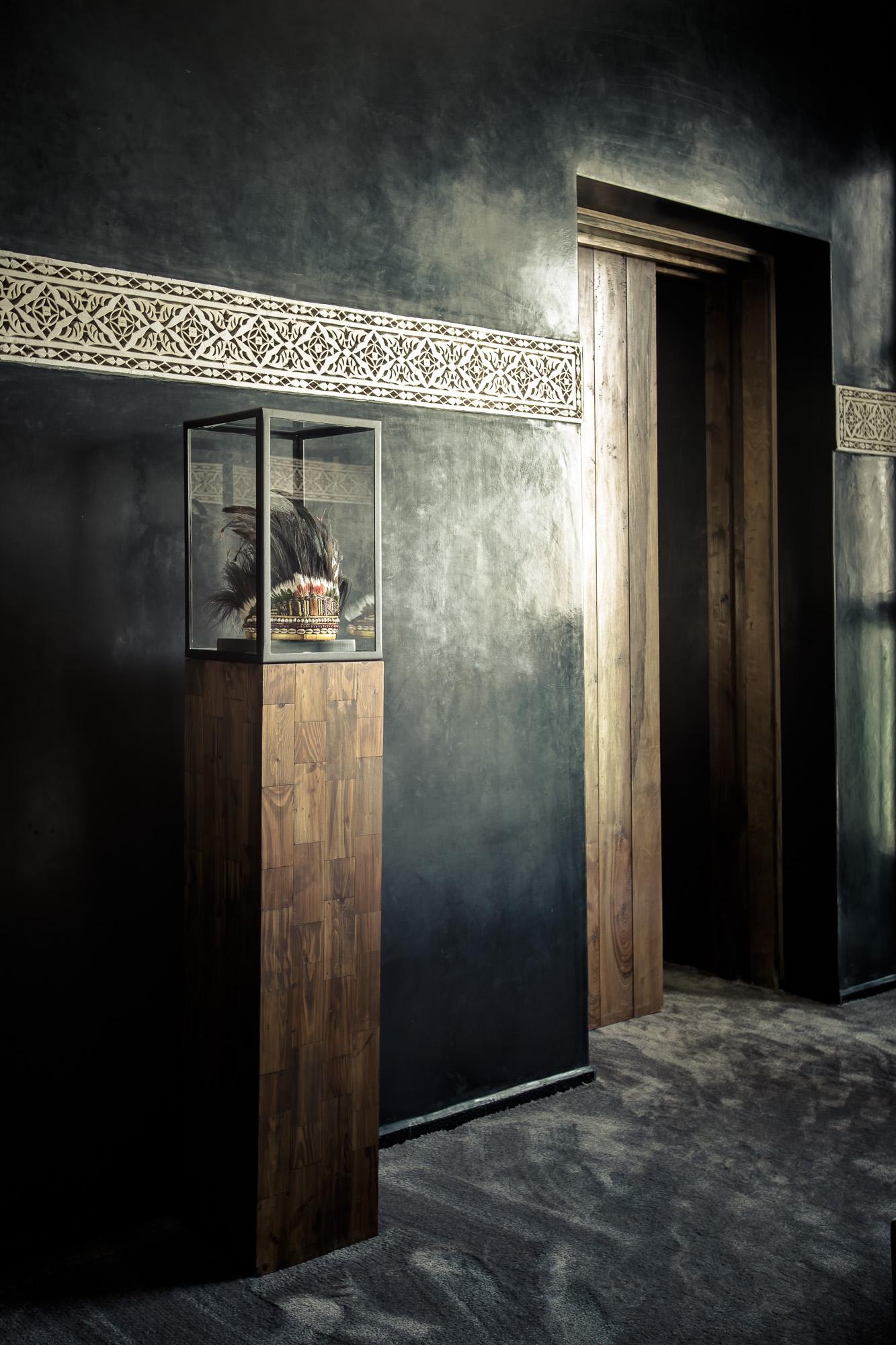 Le Palais Rhoul Dakhla | hotel spa | Coiffe Indienne