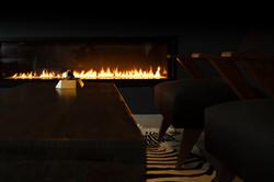 Le Palais Rhoul Dakhla | hotel spa | cheminé