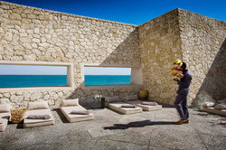 Le Palais Rhoul Dakhla | hotel spa | Plateau de Fruits frais BIO