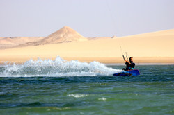 Le Palais Rhoul Dakhla | hotel spa | Kite surf désert