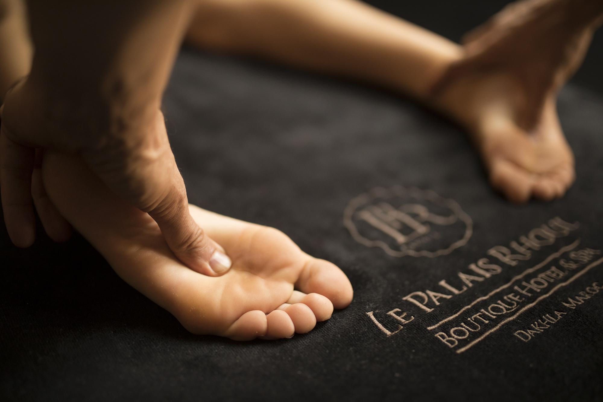 Le Palais Rhoul Dakhla | hotel spa | Massage