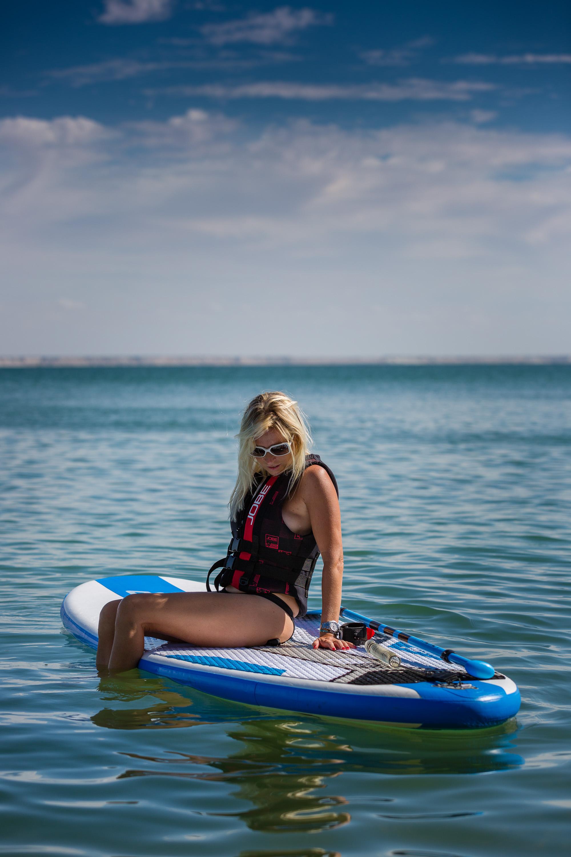 Le Palais Rhoul Dakhla | hotel spa | Standup paddle