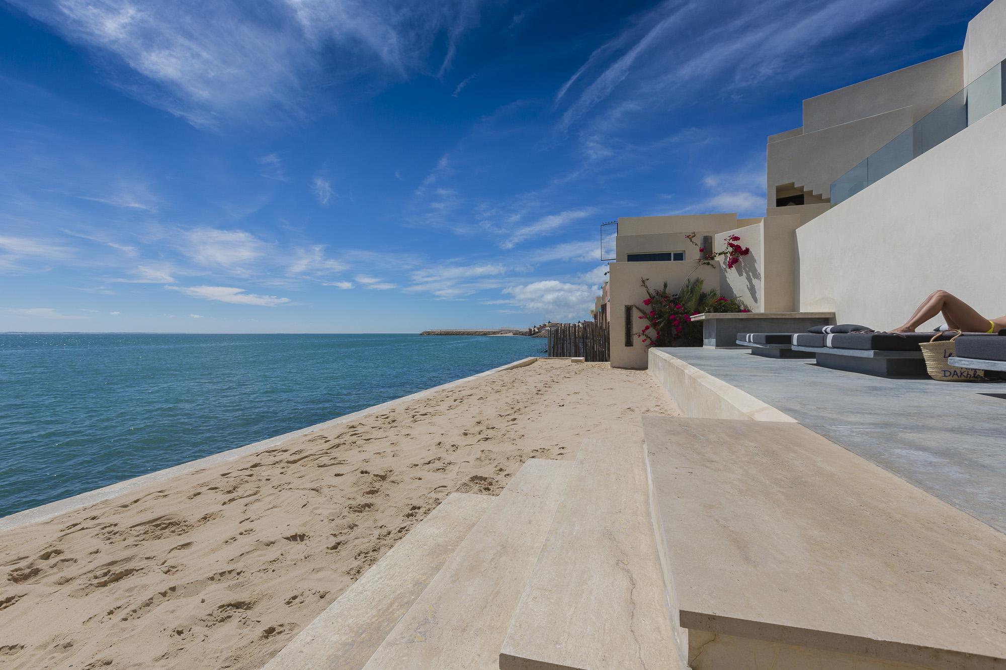 Le Palais Rhoul Dakhla | hotel spa | plage privée
