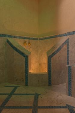 Le Palais Rhoul Dakhla | hotel spa | Bain de vapeur