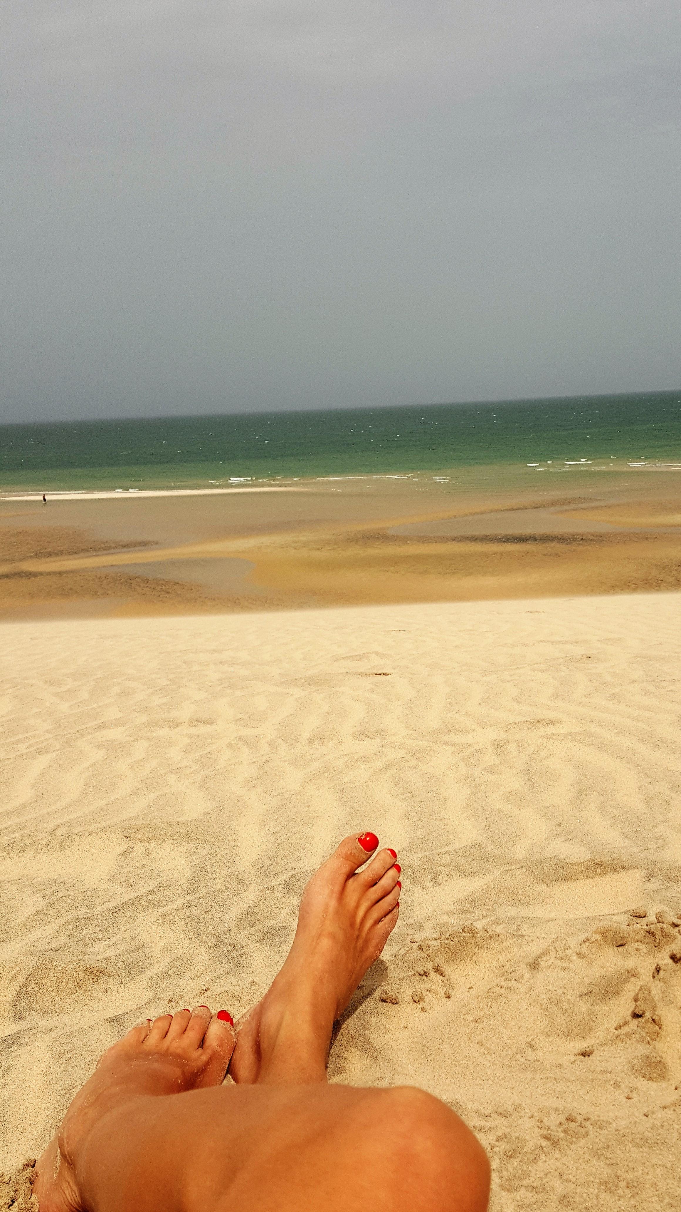 Le Palais Rhoul Dakhla | hotel spa | Dune blanche