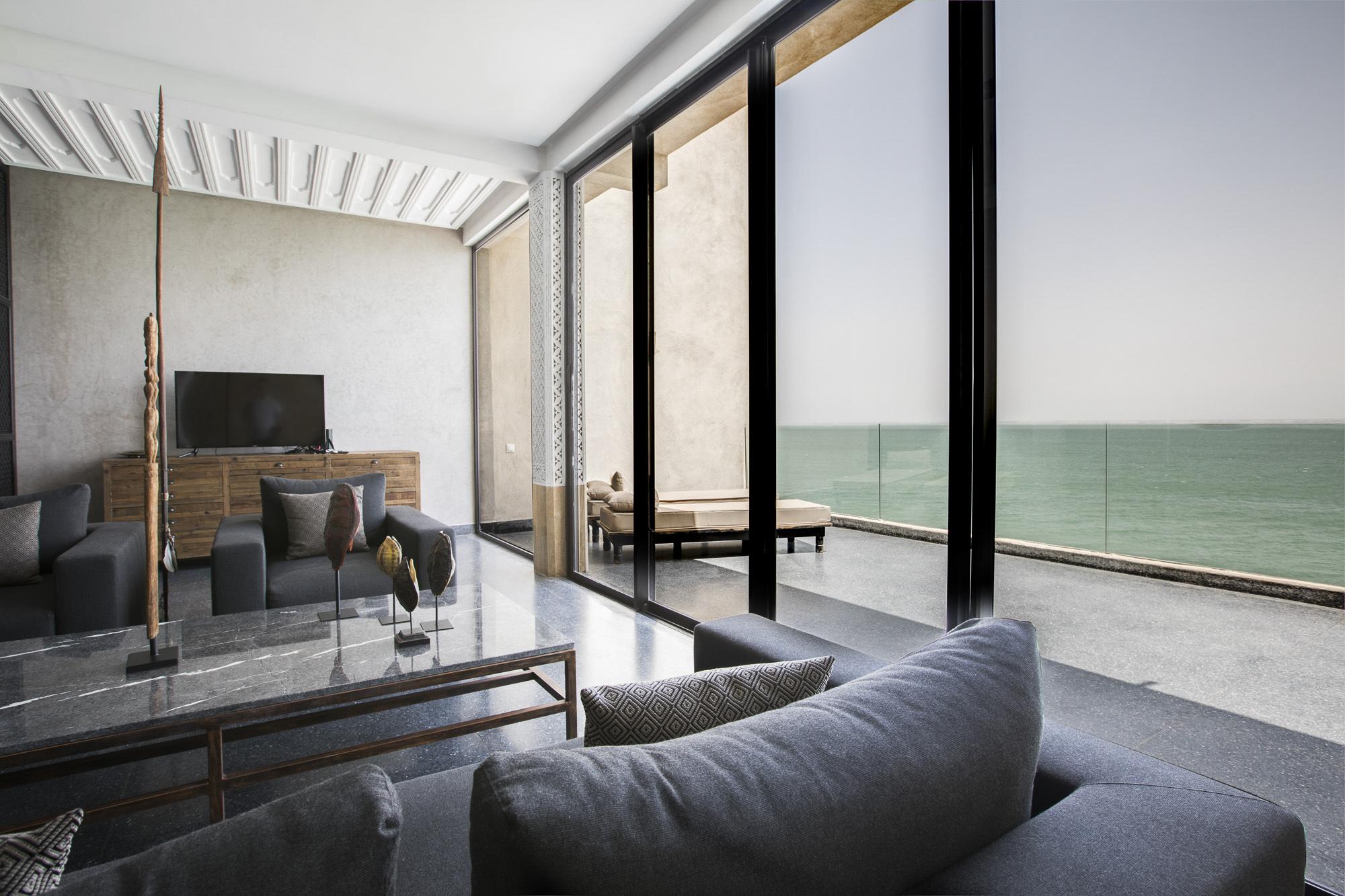 Le Palais Rhoul Dakhla | hotel spa | Salon suite
