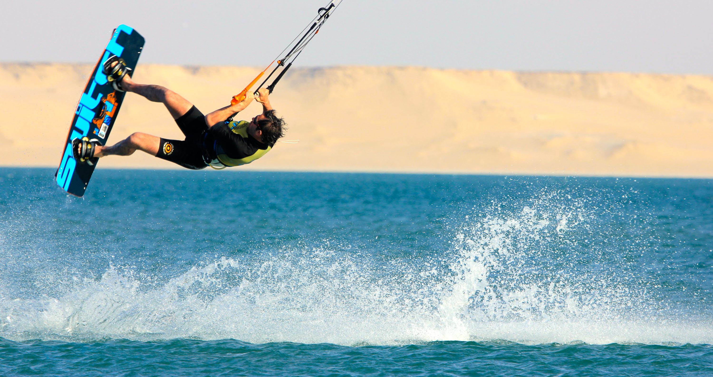 Le Palais Rhoul Dakhla | hotel spa | kiteboarding