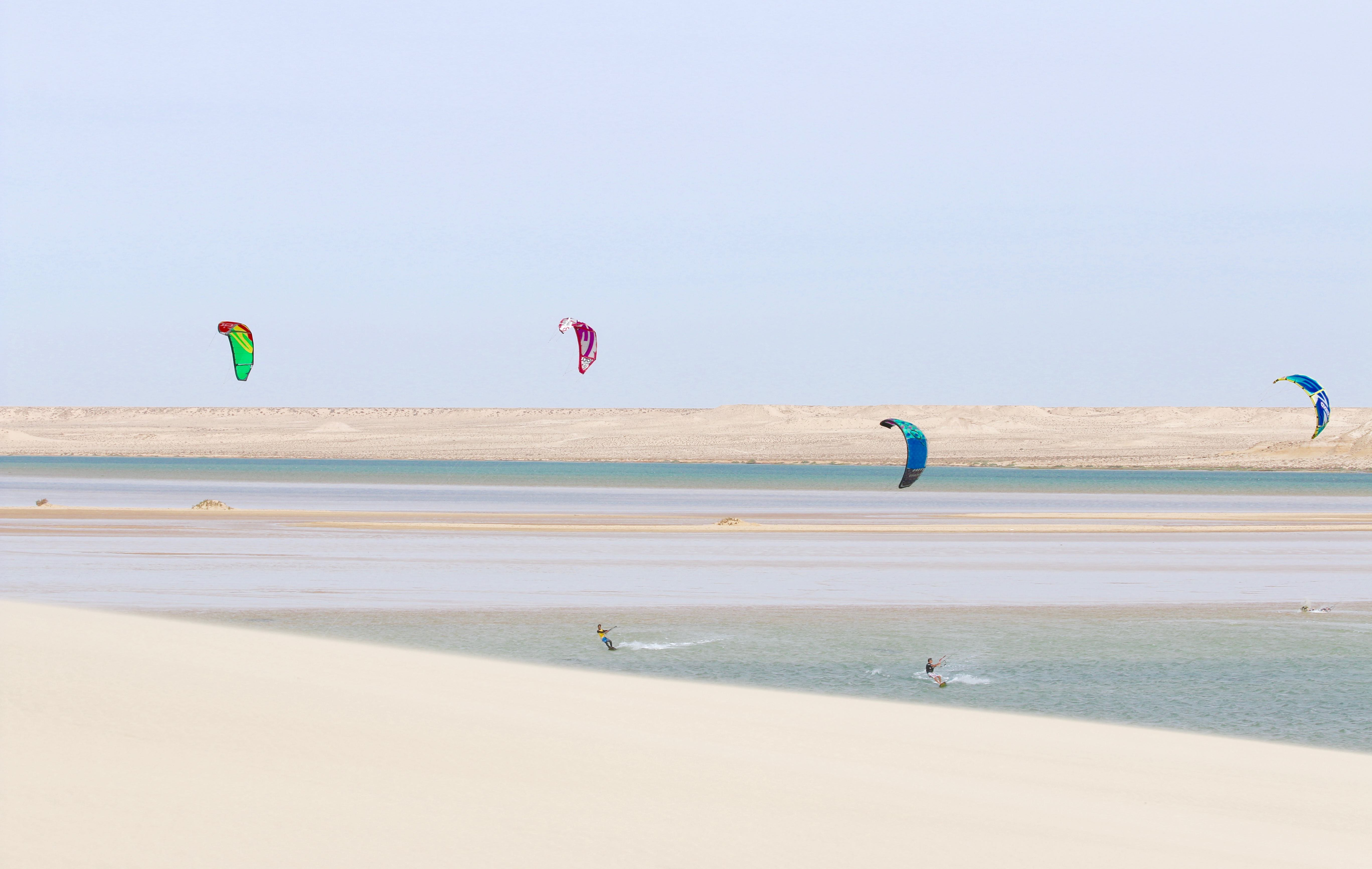 Le Palais Rhoul Dakhla | hotel spa | Kite Surf PK25