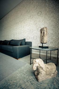 Le Palais Rhoul Dakhla | hotel spa | Canapé réception