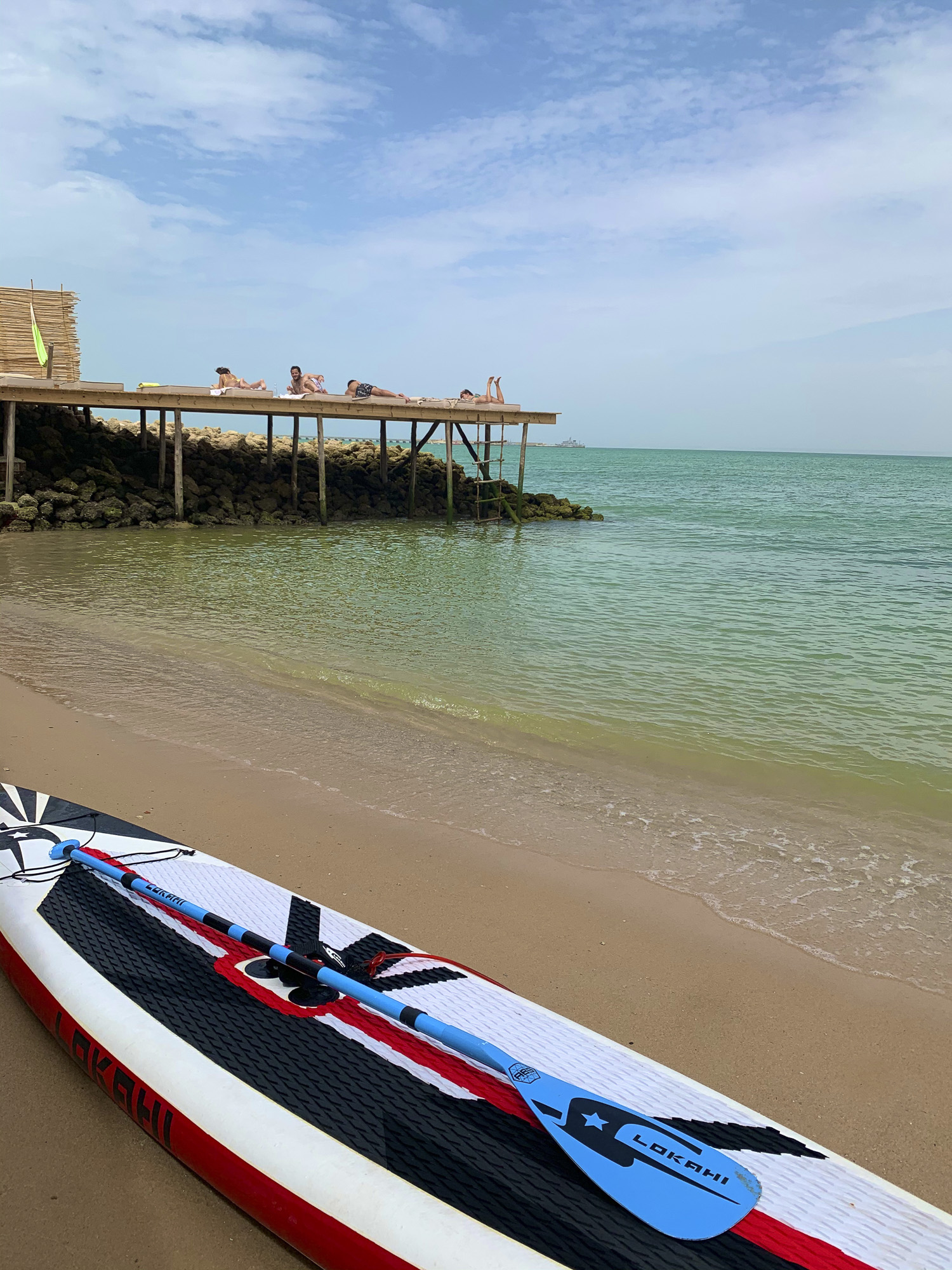 Le Palais Rhoul Dakhla | hotel spa | plage stand up paddle