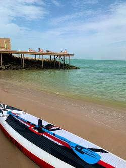 Le Palais Rhoul Dakhla | hotel spa | cours de paddle