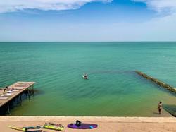 Le Palais Rhoul Dakhla | hotel spa | crique et plage privée