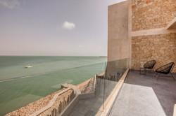 Le Palais Rhoul Dakhla | hotel spa | terrasse suite