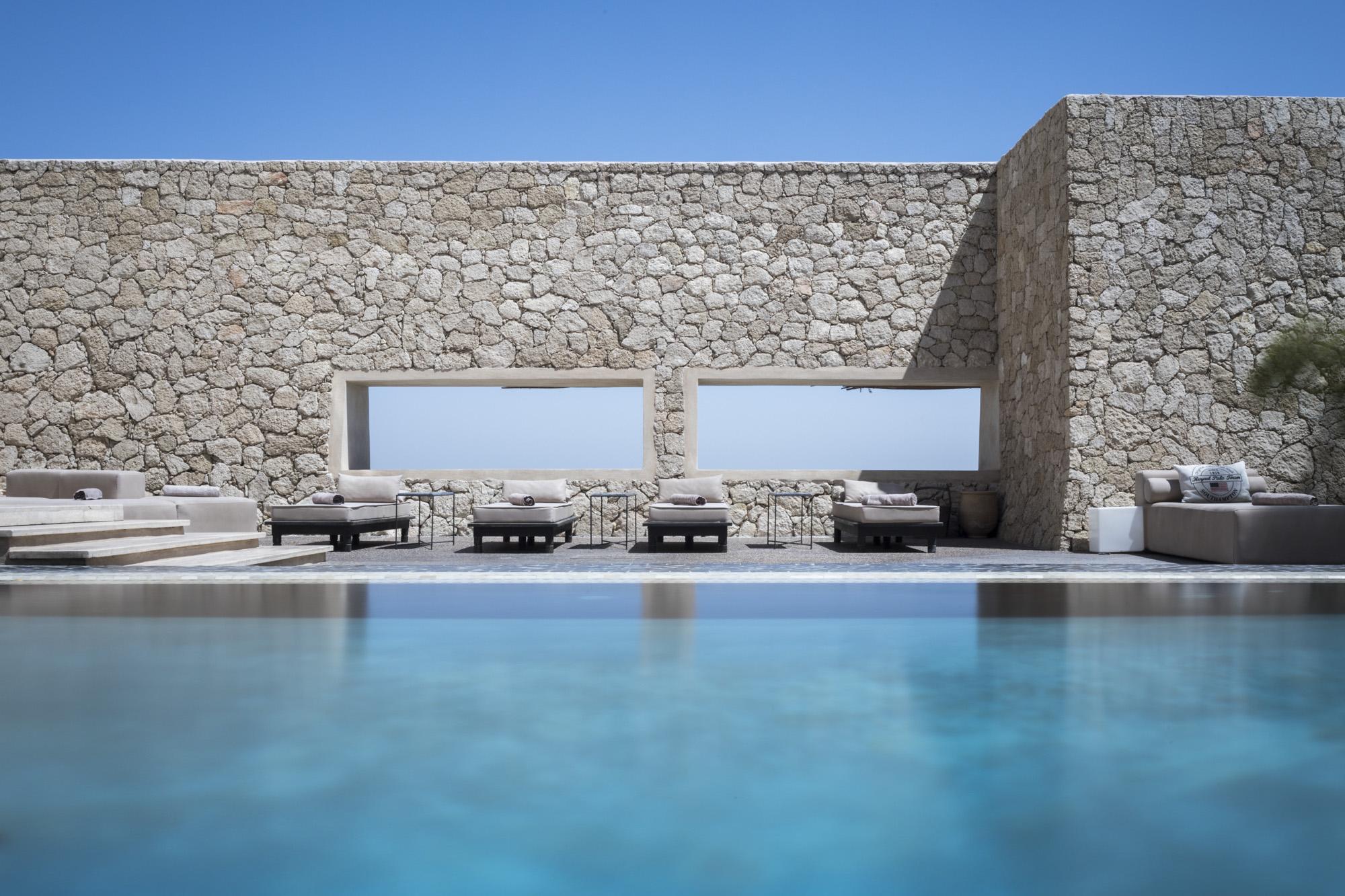 Le Palais Rhoul Dakhla | hotel spa | piscine