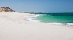 Le Palais Rhoul Dakhla | hotel spa | Plage de sable blanc