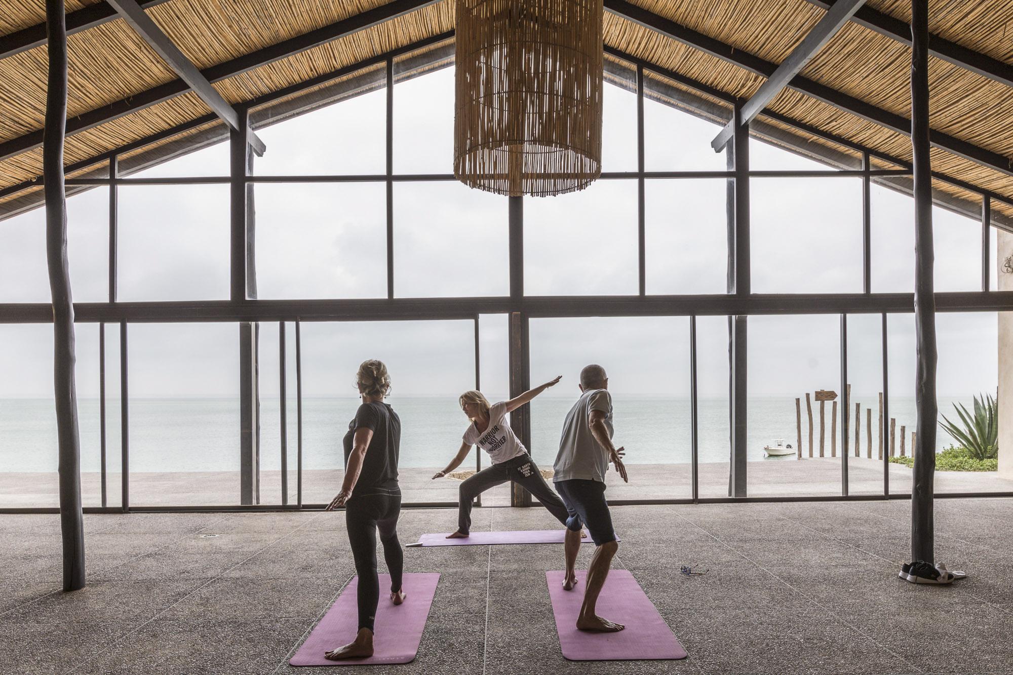 Le Palais Rhoul Dakhla | hotel spa | Yoga