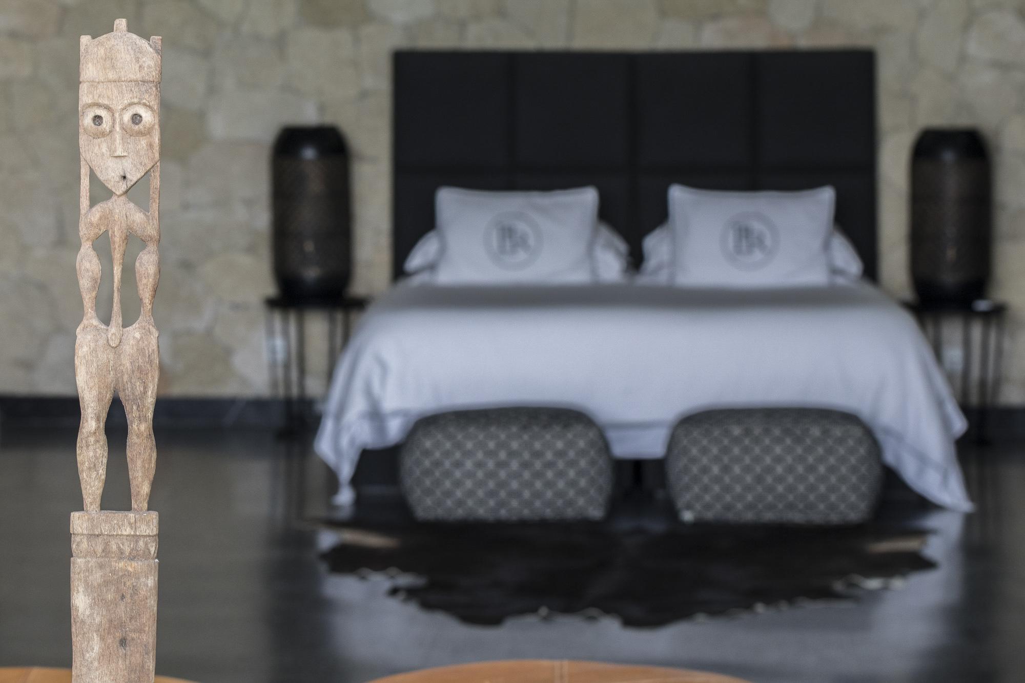 Le Palais Rhoul Dakhla | hotel spa | Lit suite impériale