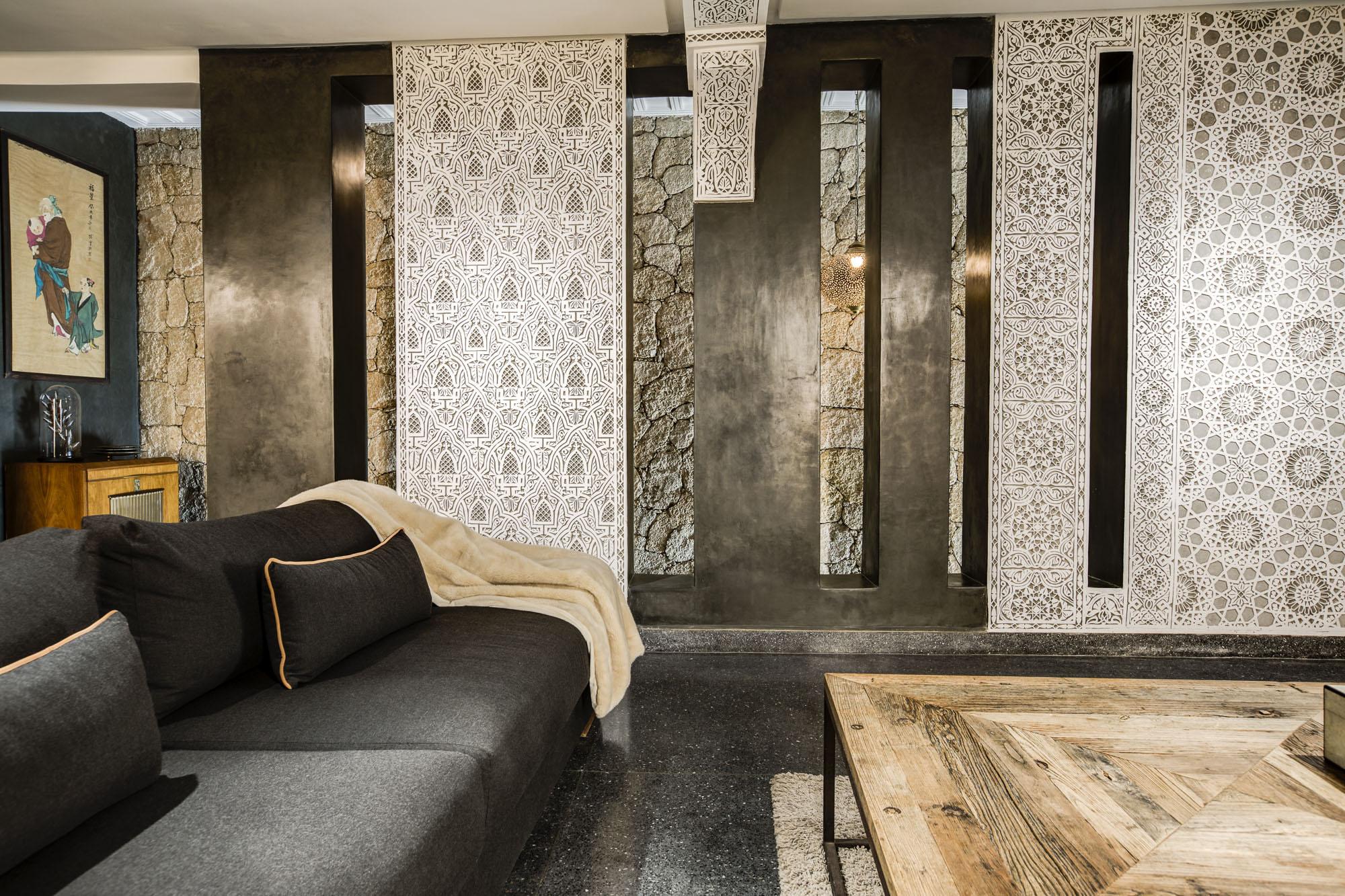 Le Palais Rhoul Dakhla | hotel spa | Salon Duplex
