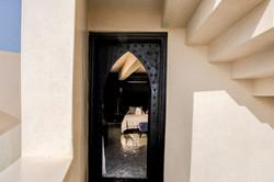 Le Palais Rhoul Dakhla | hotel spa | Acces chambre vue mer