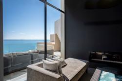 Le Palais Rhoul Dakhla | hotel spa | Méridienne vue mer