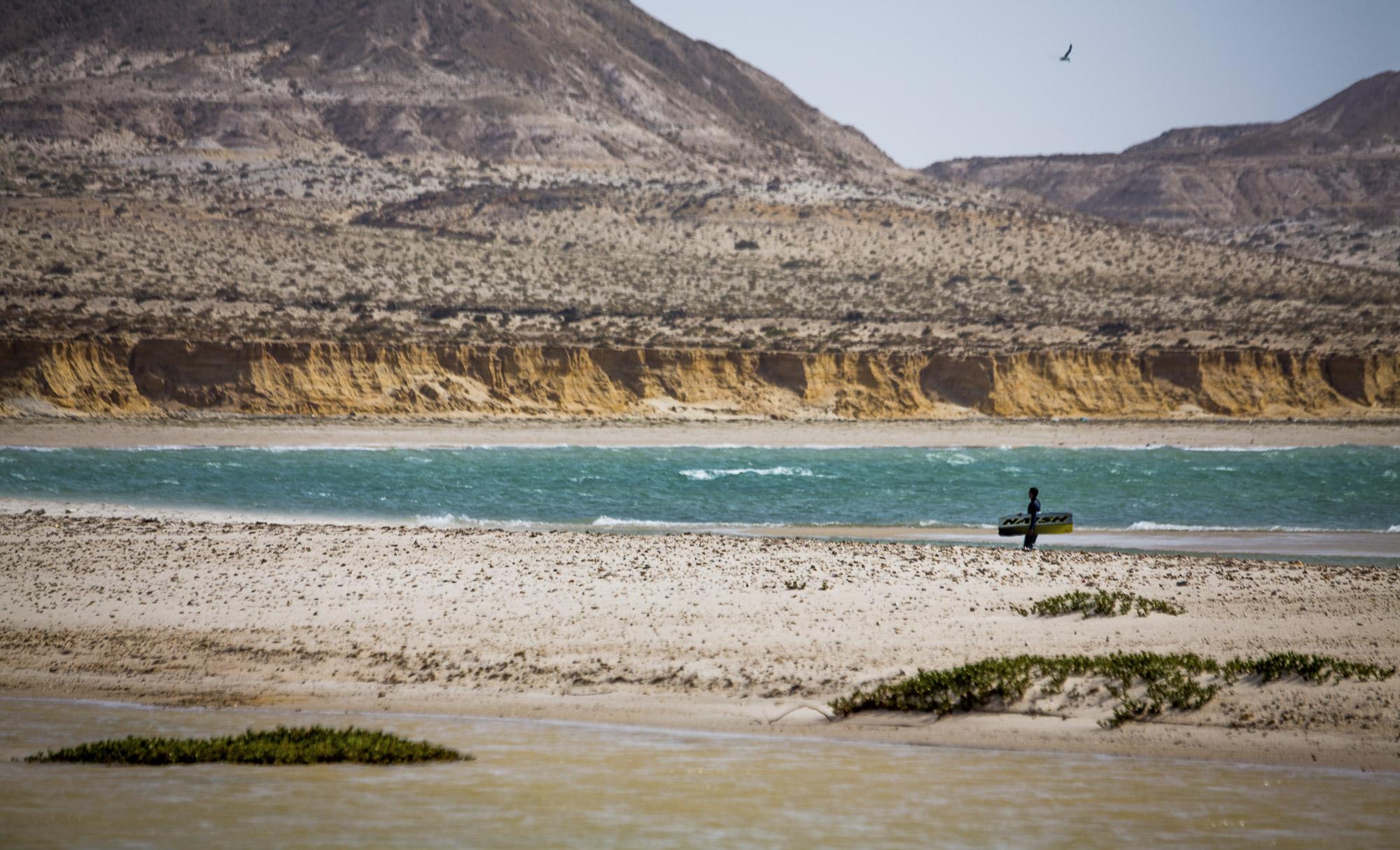 Le Palais Rhoul Dakhla | hotel spa | Kite surf débutant