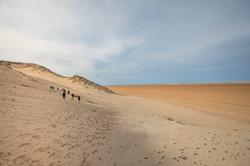 Le Palais Rhoul Dakhla | hotel spa | Marche Nordique coté désert